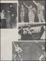 1982 Dodge City High School Yearbook Page 86 & 87