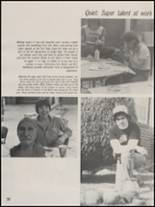 1982 Dodge City High School Yearbook Page 100 & 101