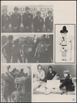 1982 Dodge City High School Yearbook Page 124 & 125