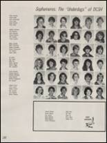 1982 Dodge City High School Yearbook Page 154 & 155
