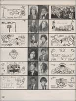 1982 Dodge City High School Yearbook Page 172 & 173
