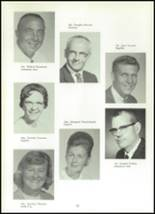 1968 Santa Ynez Valley Union High School Yearbook Page 16 & 17