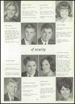 1968 Santa Ynez Valley Union High School Yearbook Page 28 & 29