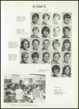 1968 Santa Ynez Valley Union High School Yearbook Page 66 & 67