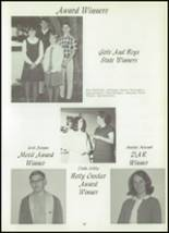 1968 Santa Ynez Valley Union High School Yearbook Page 100 & 101
