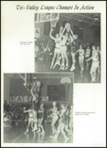 1968 Santa Ynez Valley Union High School Yearbook Page 122 & 123