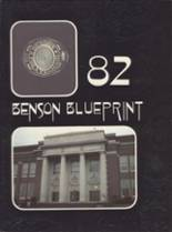 1982 Yearbook Benson Polytechnic High School