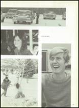 1972 Anthony Wayne High School Yearbook Page 16 & 17