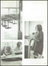1972 Anthony Wayne High School Yearbook Page 20 & 21