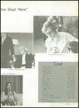1972 Anthony Wayne High School Yearbook Page 34 & 35