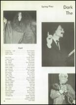 1972 Anthony Wayne High School Yearbook Page 38 & 39