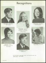 1972 Anthony Wayne High School Yearbook Page 42 & 43