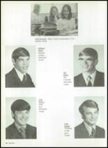 1972 Anthony Wayne High School Yearbook Page 44 & 45