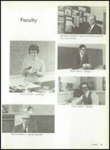 1972 Anthony Wayne High School Yearbook Page 50 & 51