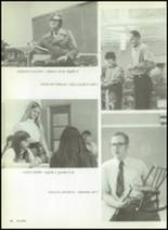 1972 Anthony Wayne High School Yearbook Page 54 & 55