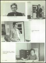 1972 Anthony Wayne High School Yearbook Page 58 & 59