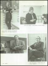1972 Anthony Wayne High School Yearbook Page 60 & 61