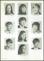 1972 Anthony Wayne High School Yearbook Page 64 & 65