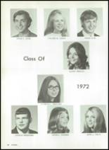 1972 Anthony Wayne High School Yearbook Page 68 & 69