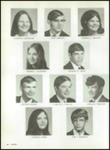 1972 Anthony Wayne High School Yearbook Page 70 & 71