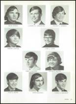 1972 Anthony Wayne High School Yearbook Page 72 & 73