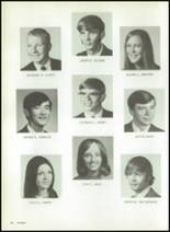 1972 Anthony Wayne High School Yearbook Page 78 & 79