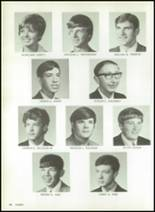 1972 Anthony Wayne High School Yearbook Page 82 & 83