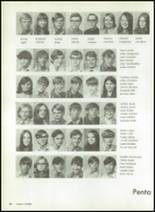 1972 Anthony Wayne High School Yearbook Page 86 & 87