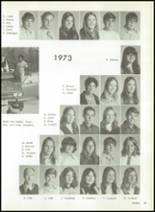 1972 Anthony Wayne High School Yearbook Page 90 & 91
