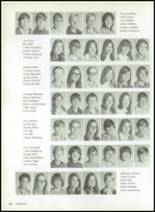 1972 Anthony Wayne High School Yearbook Page 104 & 105