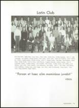 1972 Anthony Wayne High School Yearbook Page 116 & 117