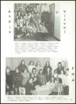 1972 Anthony Wayne High School Yearbook Page 124 & 125
