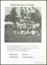 1972 Anthony Wayne High School Yearbook Page 128 & 129