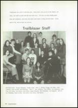 1972 Anthony Wayne High School Yearbook Page 132 & 133