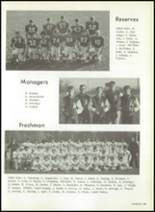 1972 Anthony Wayne High School Yearbook Page 142 & 143