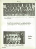 1972 Anthony Wayne High School Yearbook Page 146 & 147