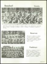 1972 Anthony Wayne High School Yearbook Page 150 & 151