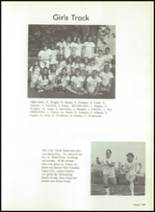 1972 Anthony Wayne High School Yearbook Page 162 & 163