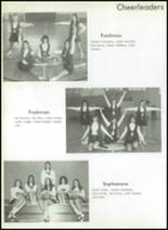 1972 Anthony Wayne High School Yearbook Page 164 & 165