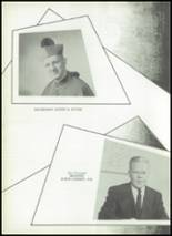 1956 McBride High School Yearbook Page 10 & 11