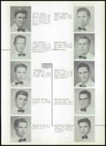 1956 McBride High School Yearbook Page 14 & 15