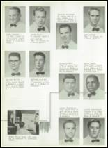 1956 McBride High School Yearbook Page 16 & 17