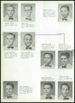 1956 McBride High School Yearbook Page 18 & 19