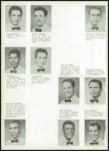 1956 McBride High School Yearbook Page 20 & 21