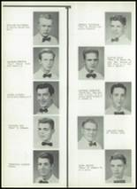 1956 McBride High School Yearbook Page 22 & 23