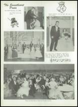 1956 McBride High School Yearbook Page 24 & 25
