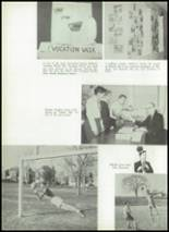 1956 McBride High School Yearbook Page 28 & 29
