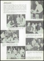1956 McBride High School Yearbook Page 34 & 35
