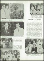 1956 McBride High School Yearbook Page 36 & 37