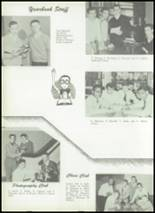 1956 McBride High School Yearbook Page 42 & 43